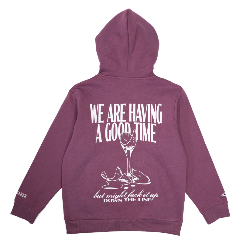 Pacemaker GOOD TIMES  HOODIE