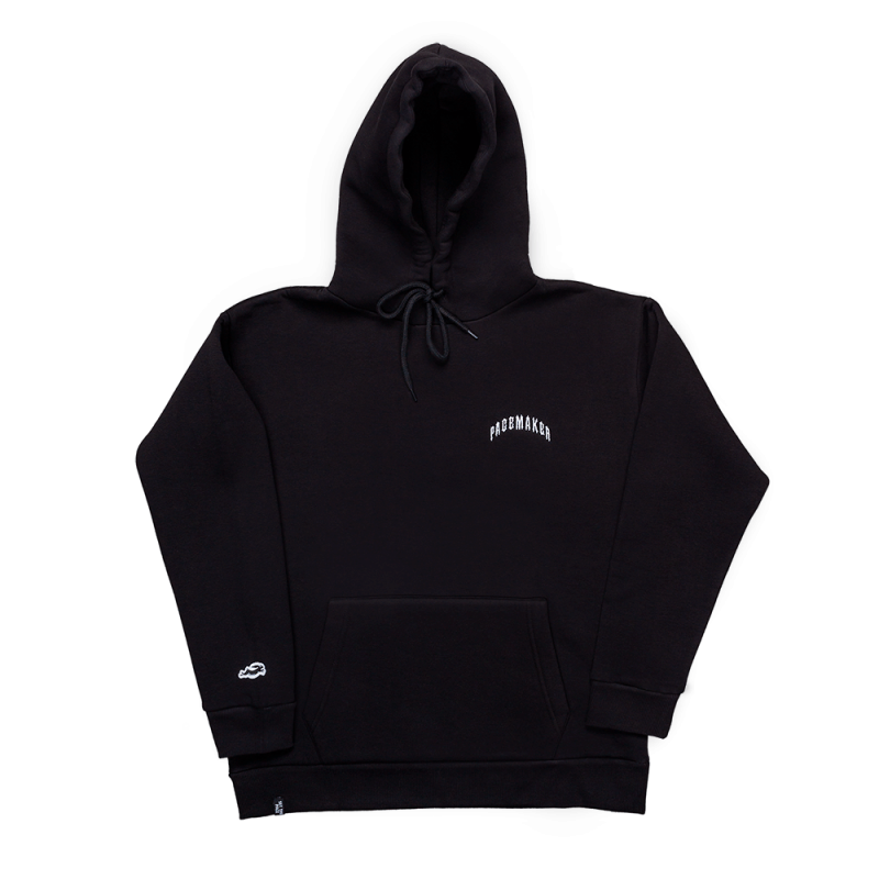 Pacemaker PASICS SMALL LOGO HOODIE