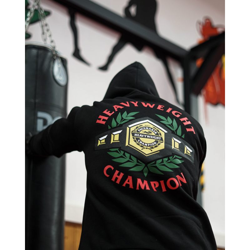 Pacemaker HEAVY WEIGHT CHAMPION LOGO HOODIE