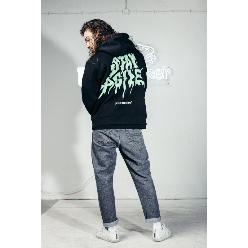 Pacemaker STAY AGILE HOODIE